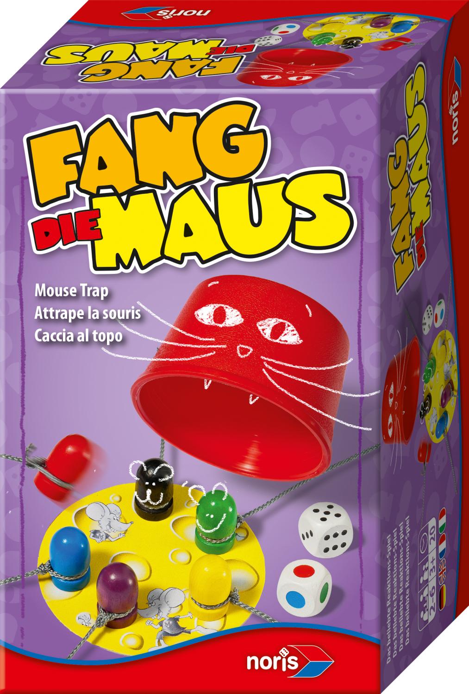 Geschicklichkeitsspiel Fang die Maus