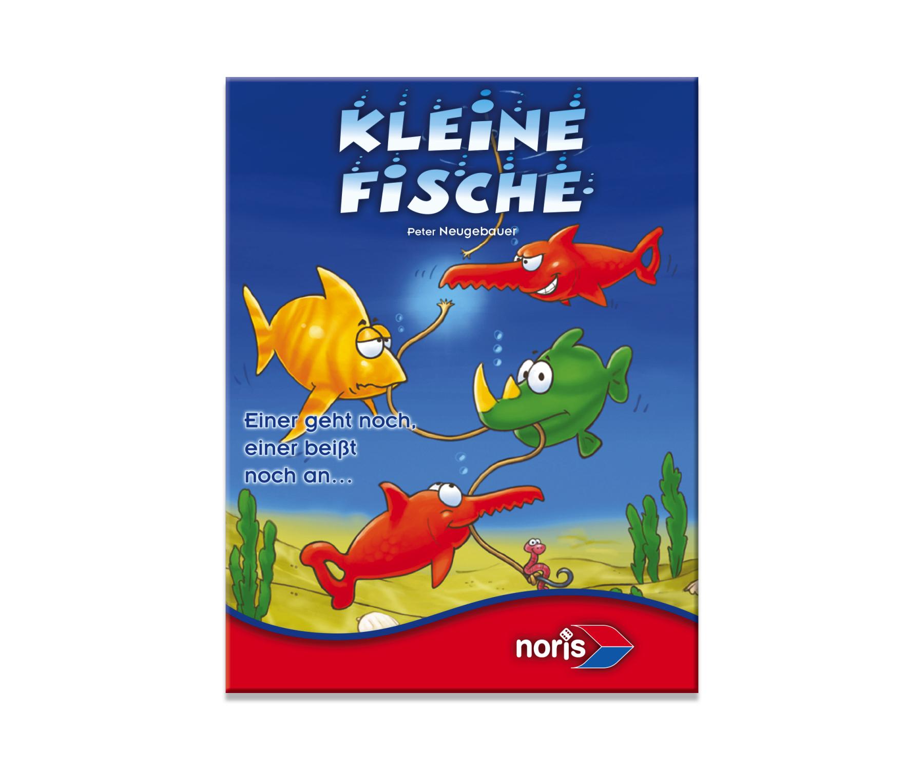 Kartenspiel Kleine Fische