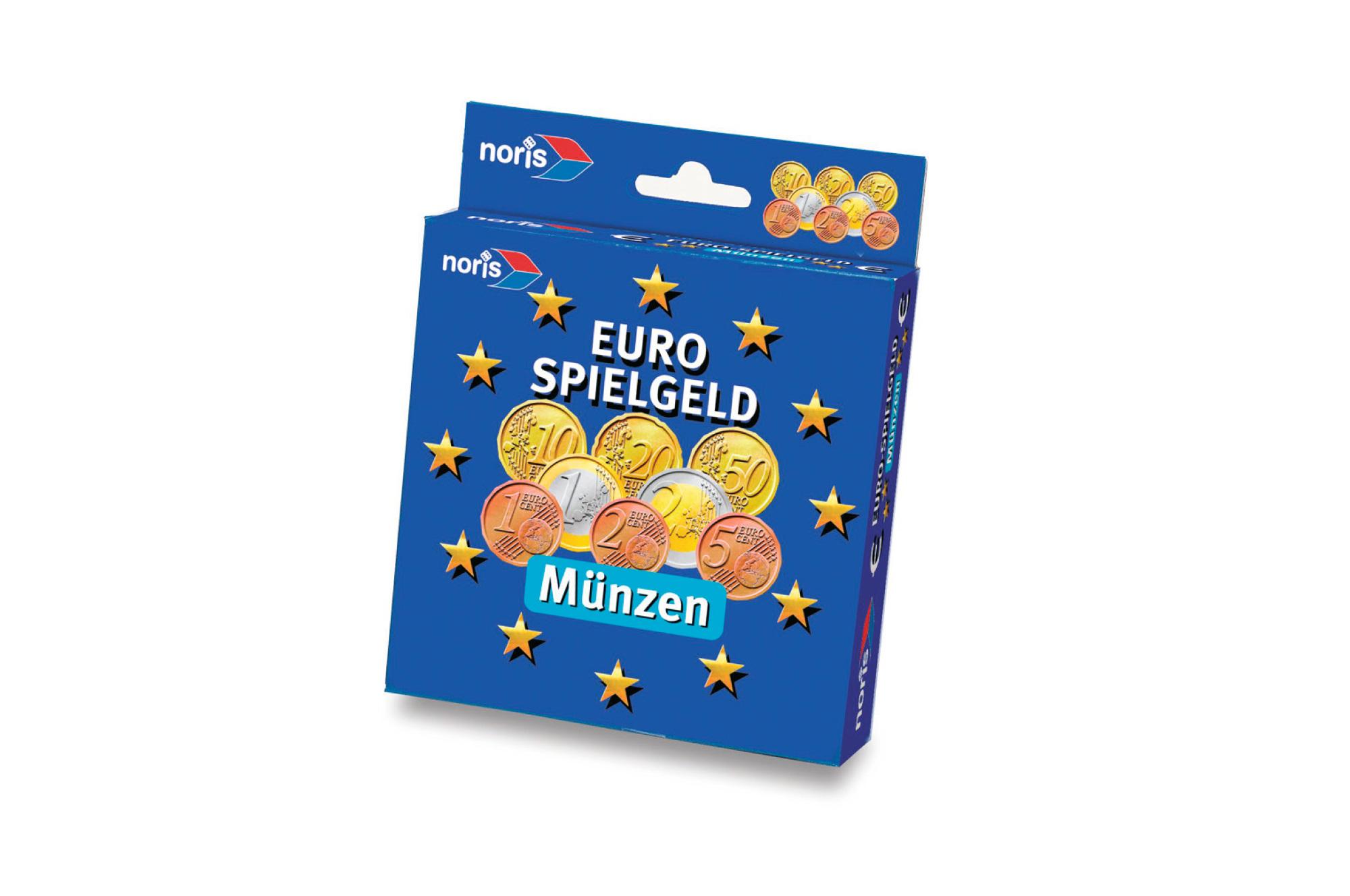 Euro Spielgeld Münzen