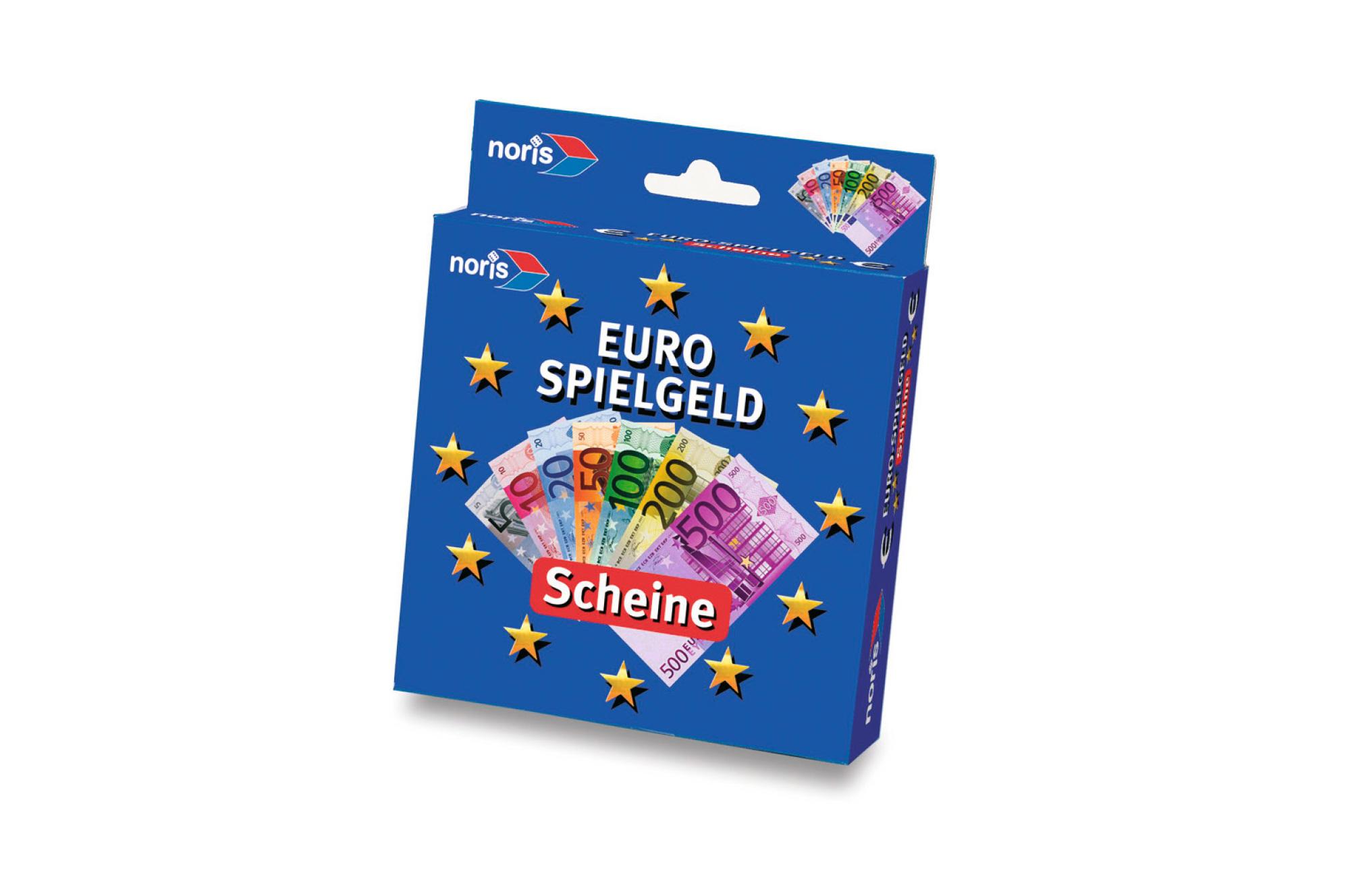 Euro Spielgeld Scheine