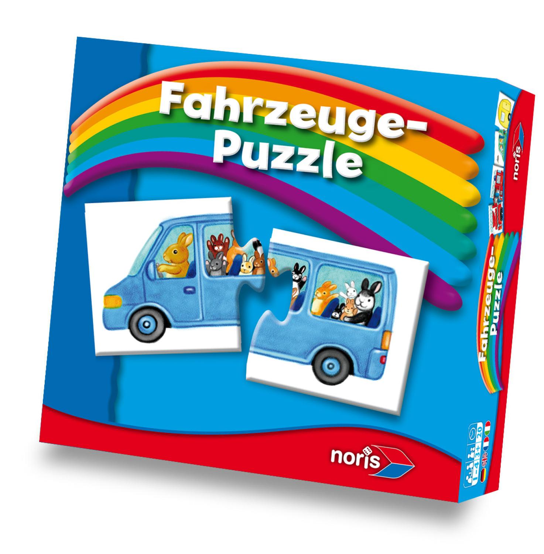 Fahrzeug Puzzle