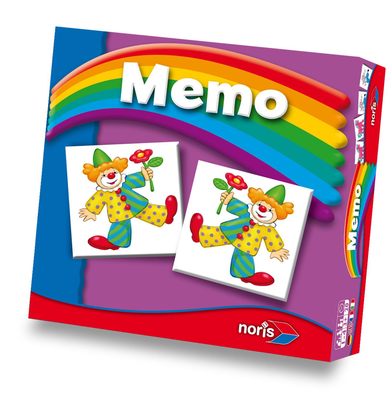 Kinderspiel Memo