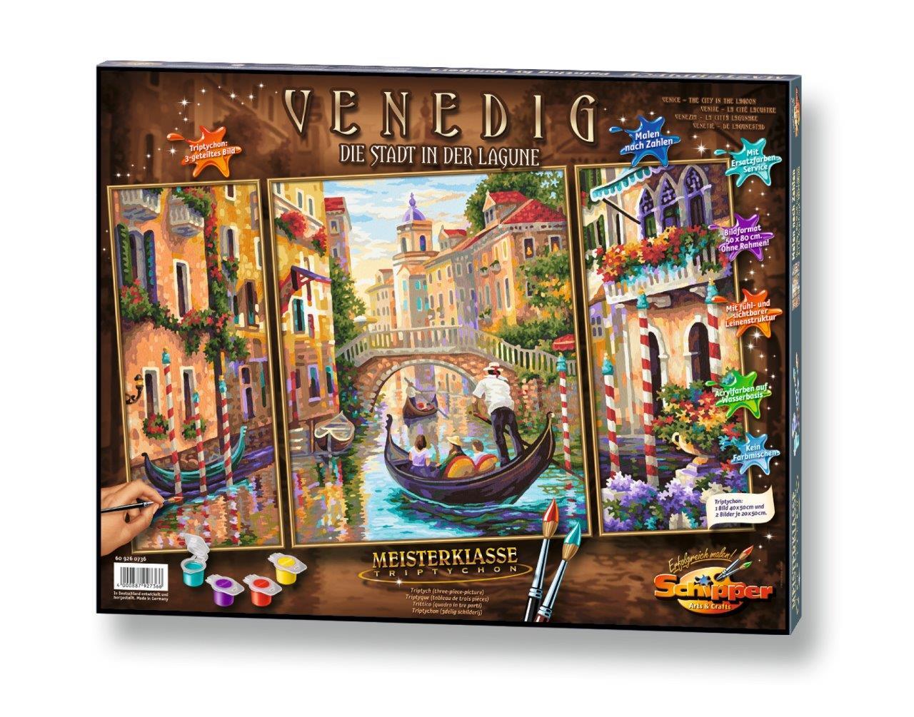 MNZ-Venedig-Die Stadt in der Lagune