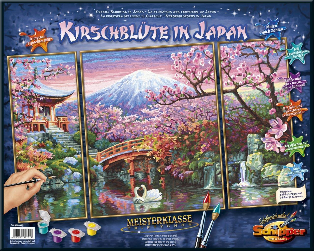 MNZ - Kirschblüte in Japan