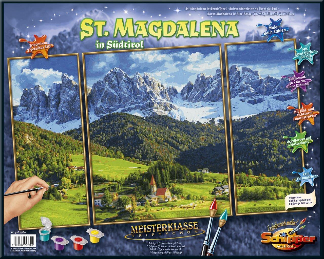 MNZ - St.Magdalena in Südtirol
