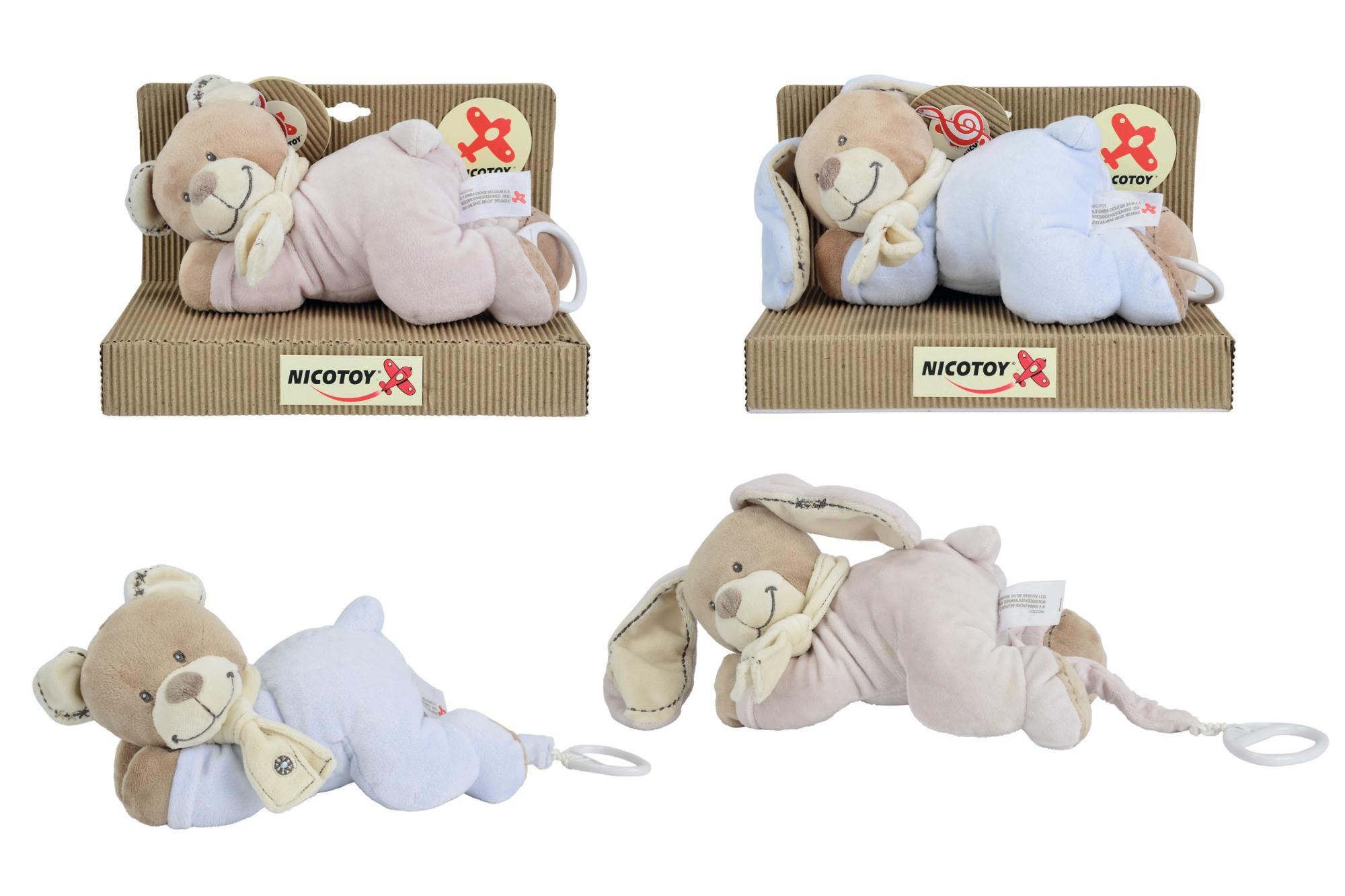 Baby Musik Spieluhr Cuddles 22cm 4fs