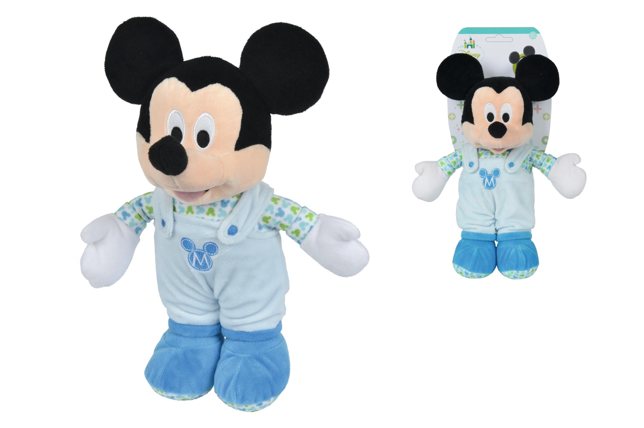 Disney Mickey Baby Plüsch 28cm
