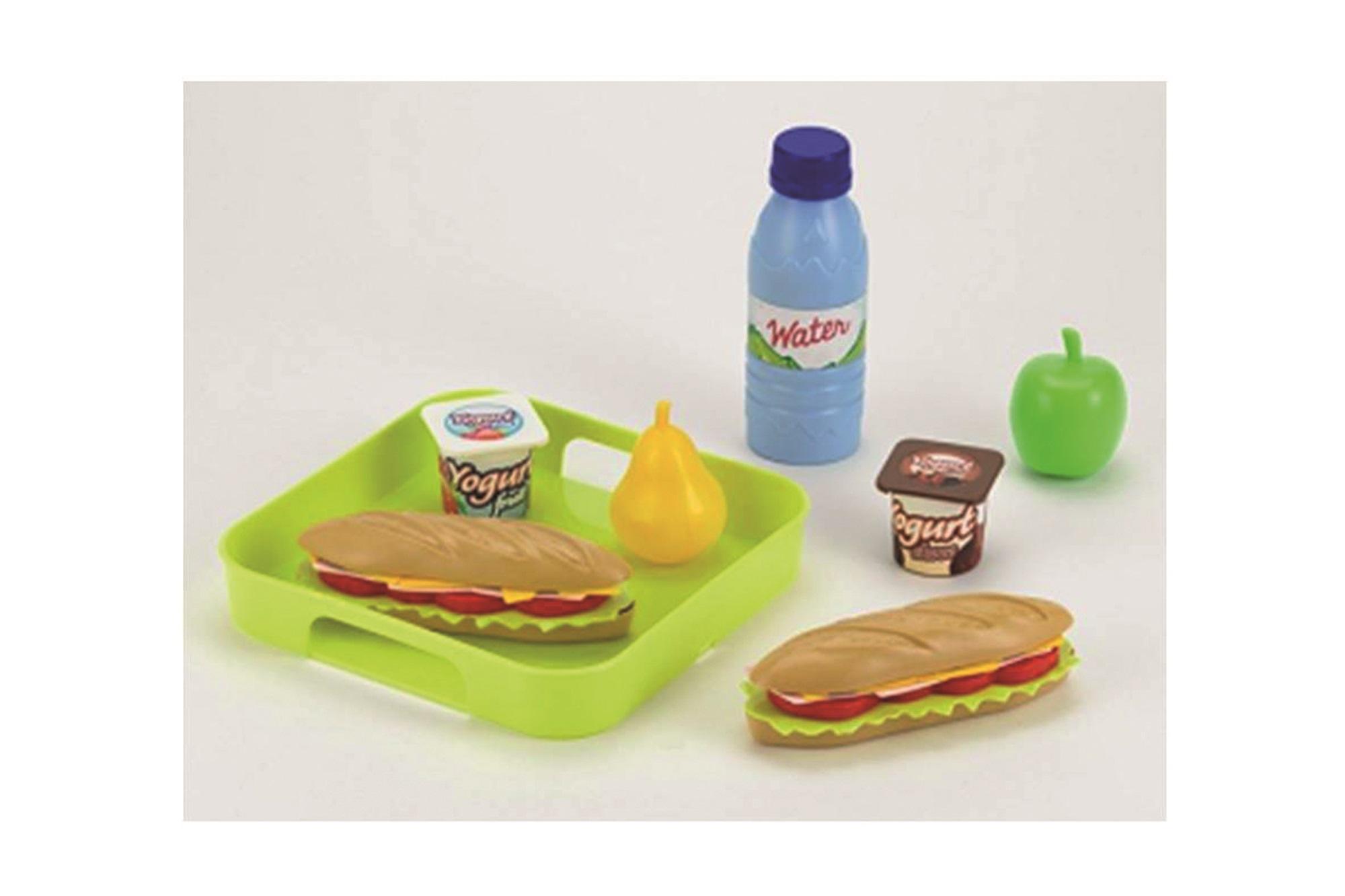 Smoby Sandwich mit Tablett