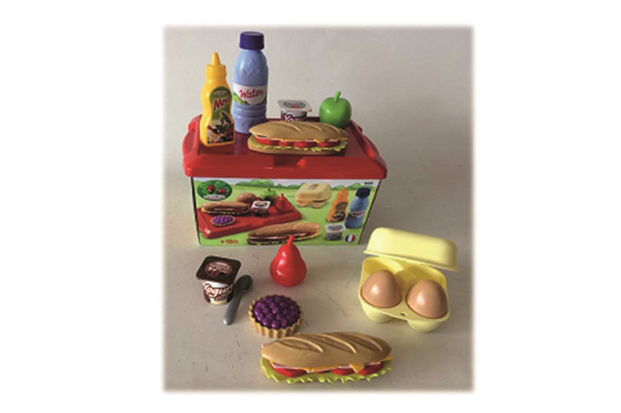 Smoby Sandwich Box 25tlg.