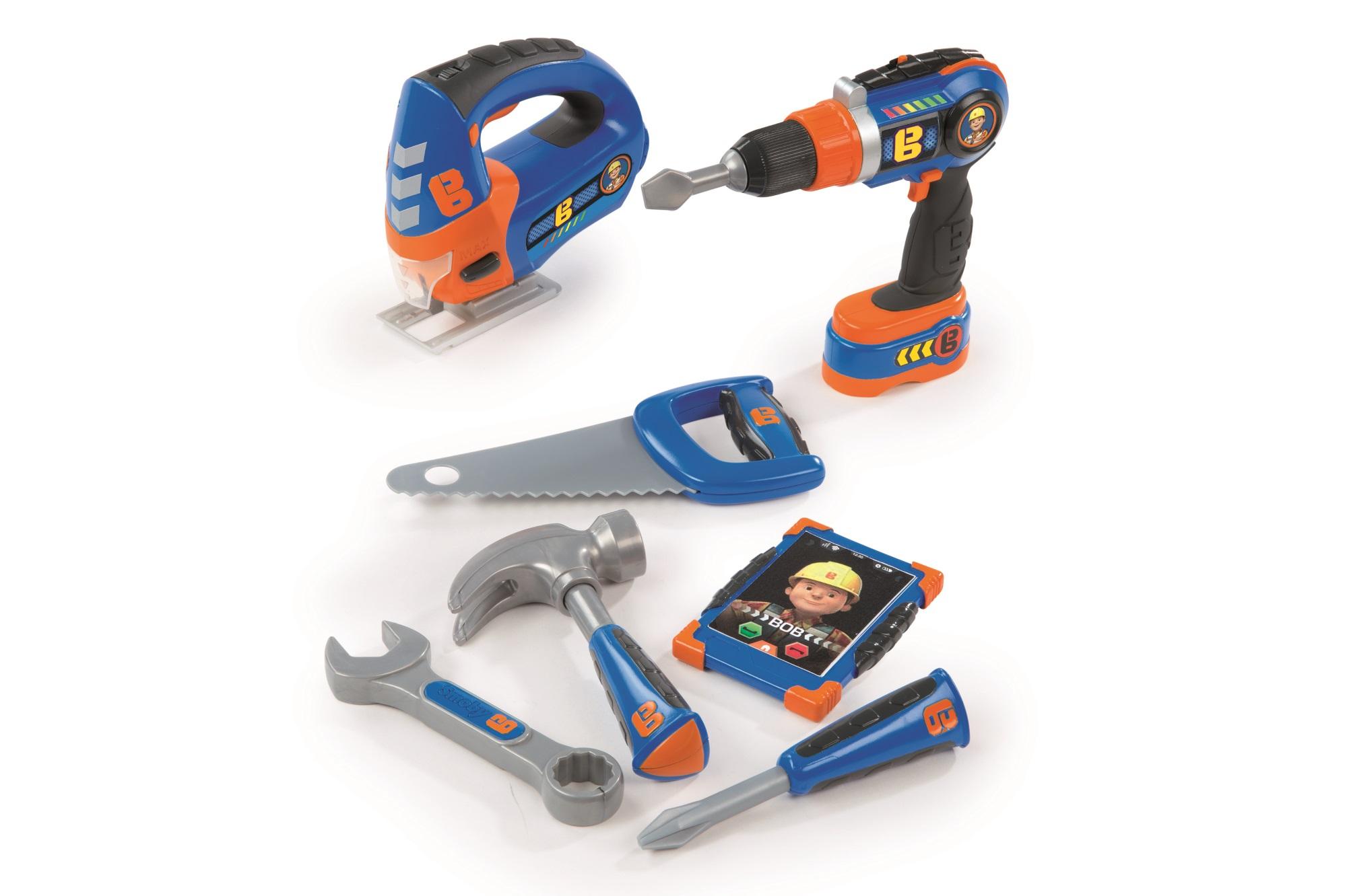 Bob der Baumeister Werkzeugset 8tlg
