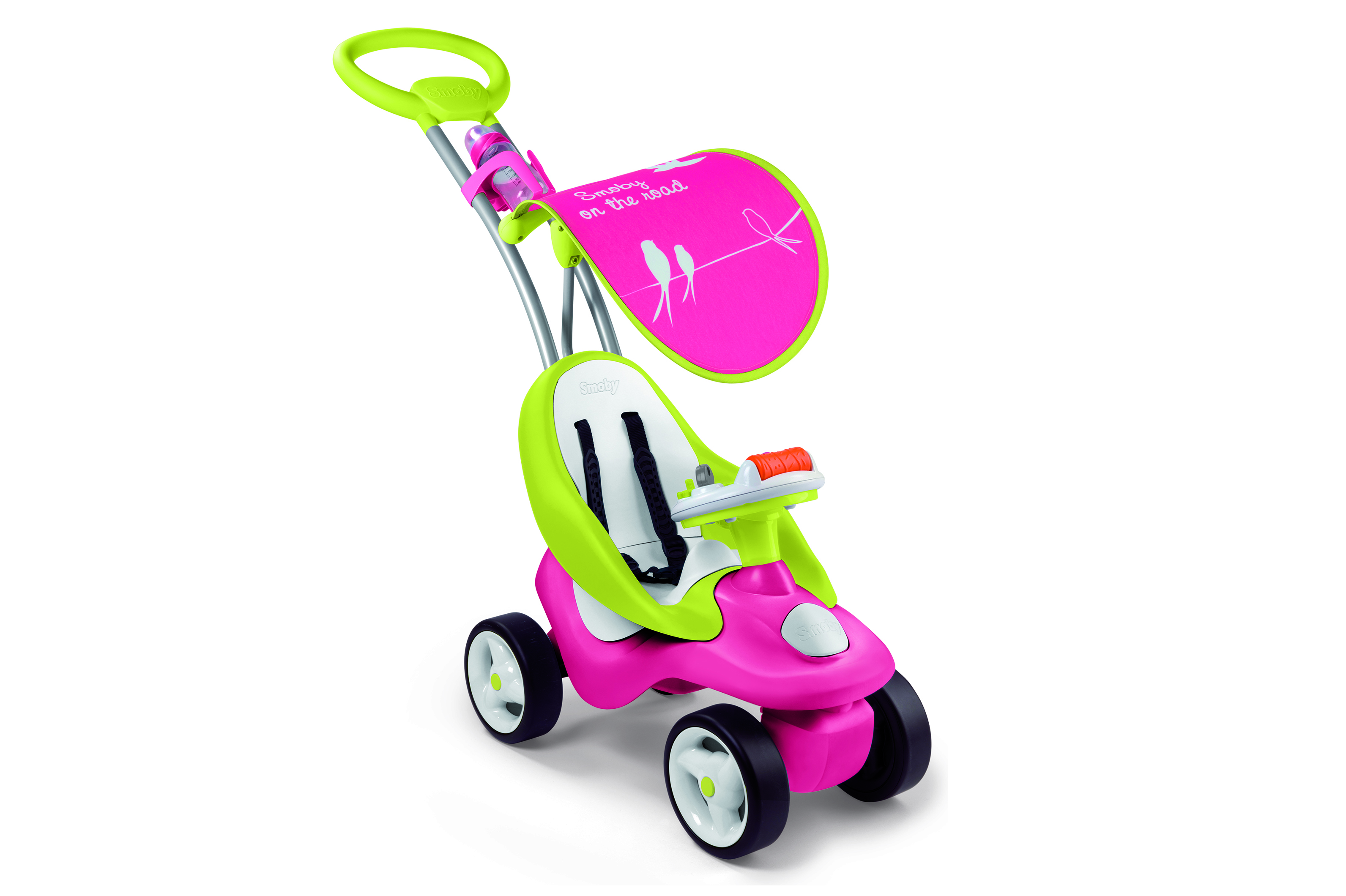 Bubble Go 2in1 Rutscher pink