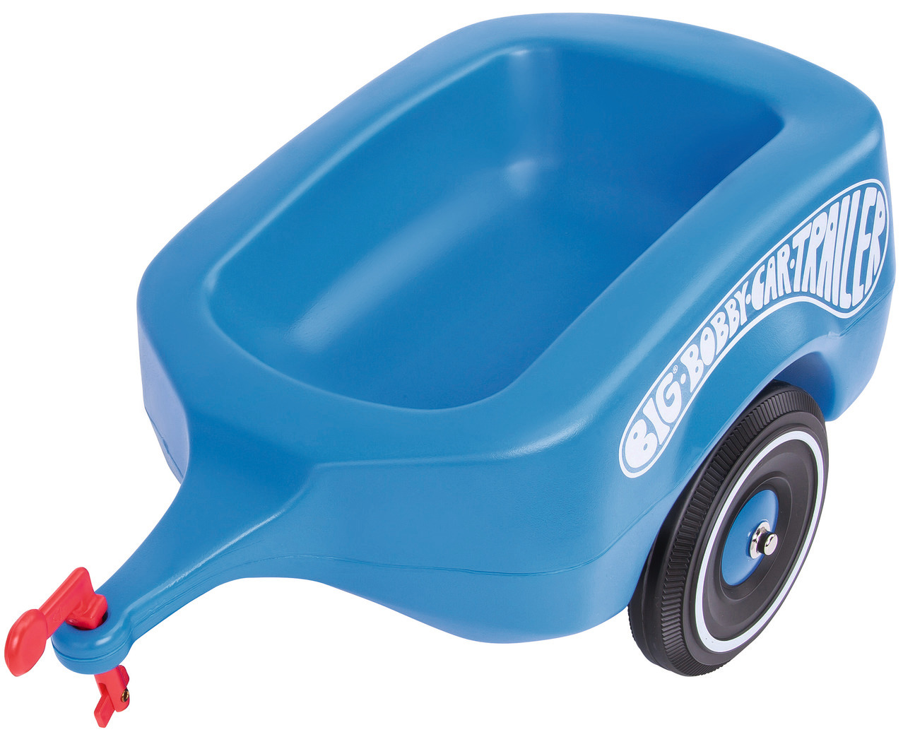 big bobby car hänger blau