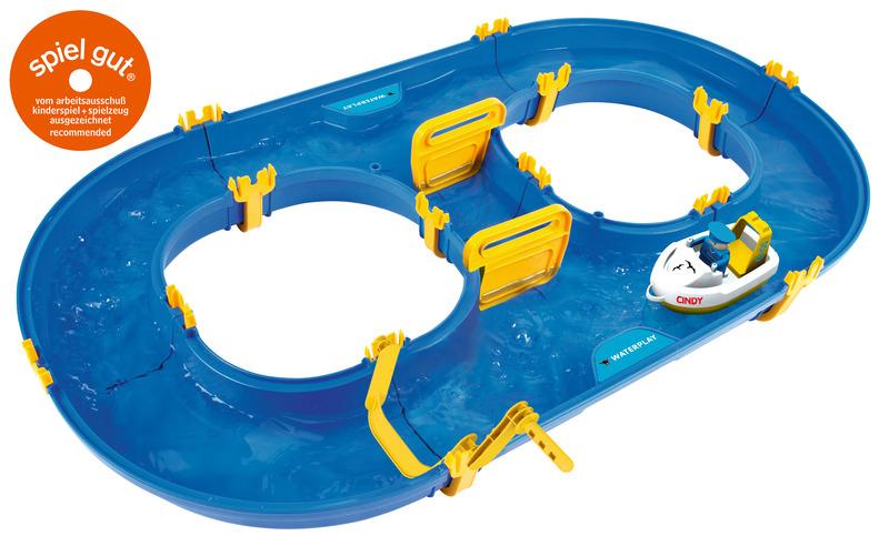 big waterplay rotterdam mit 1 Spielfigur