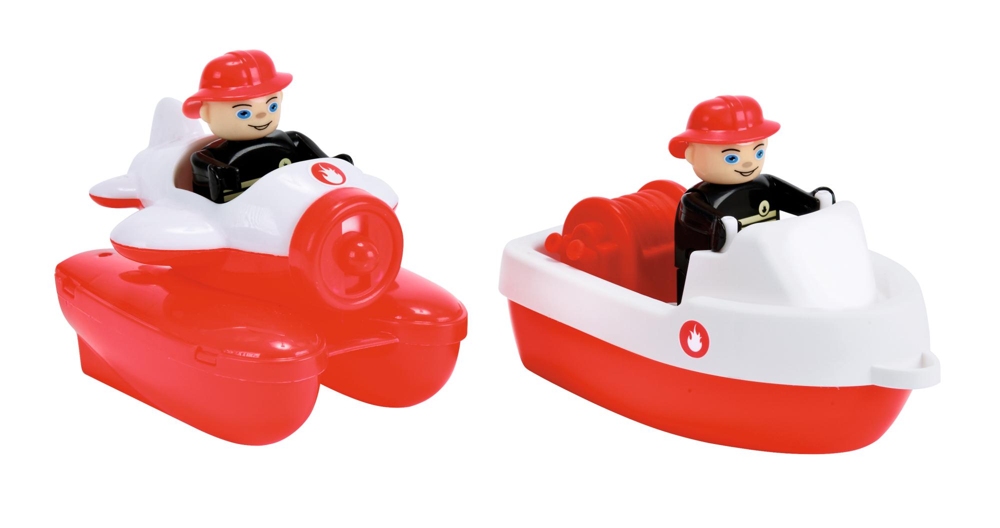 big waterplay feuerwehrboot