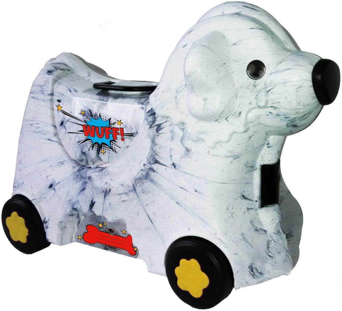 big bobby car trolley marble