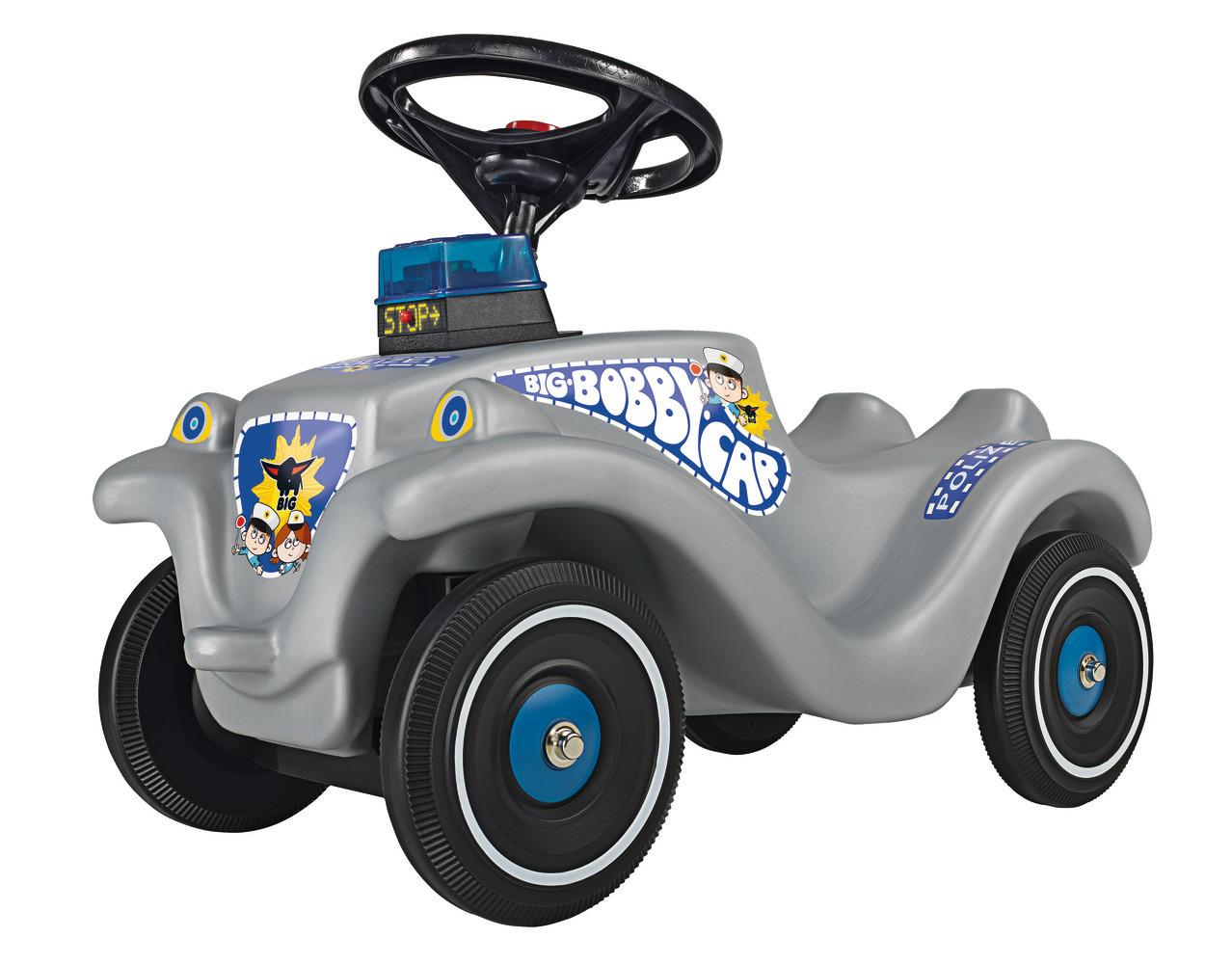 big bobby car classic polizei