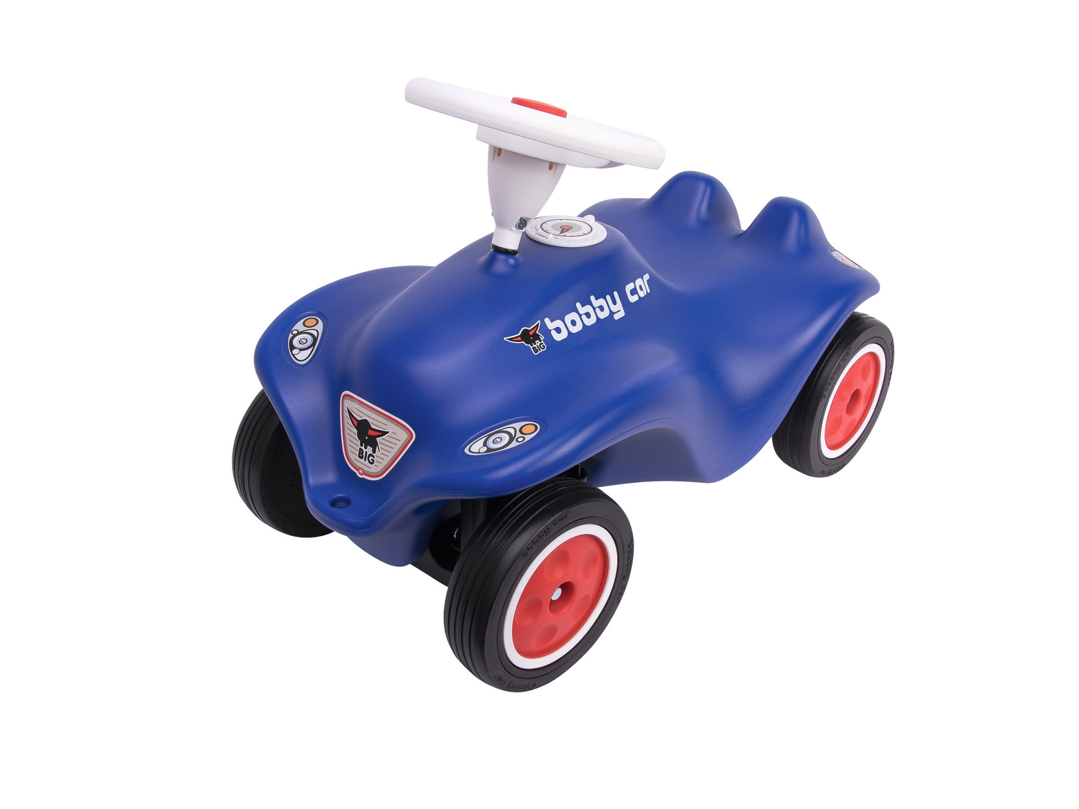 new bobby car royalblau