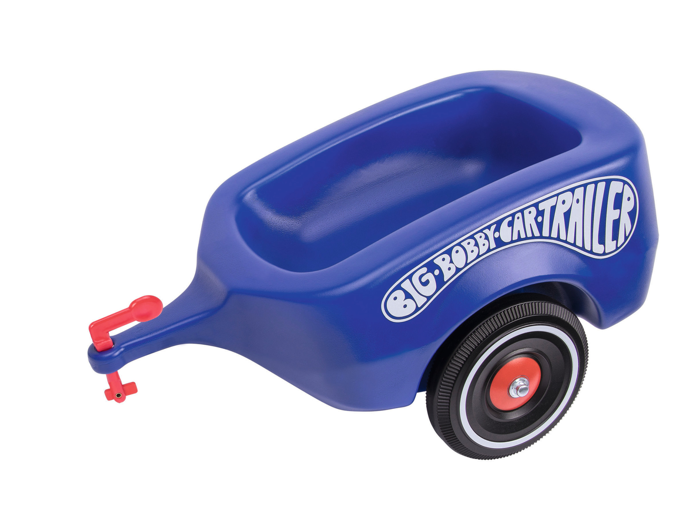 bobby car trailer royalblau
