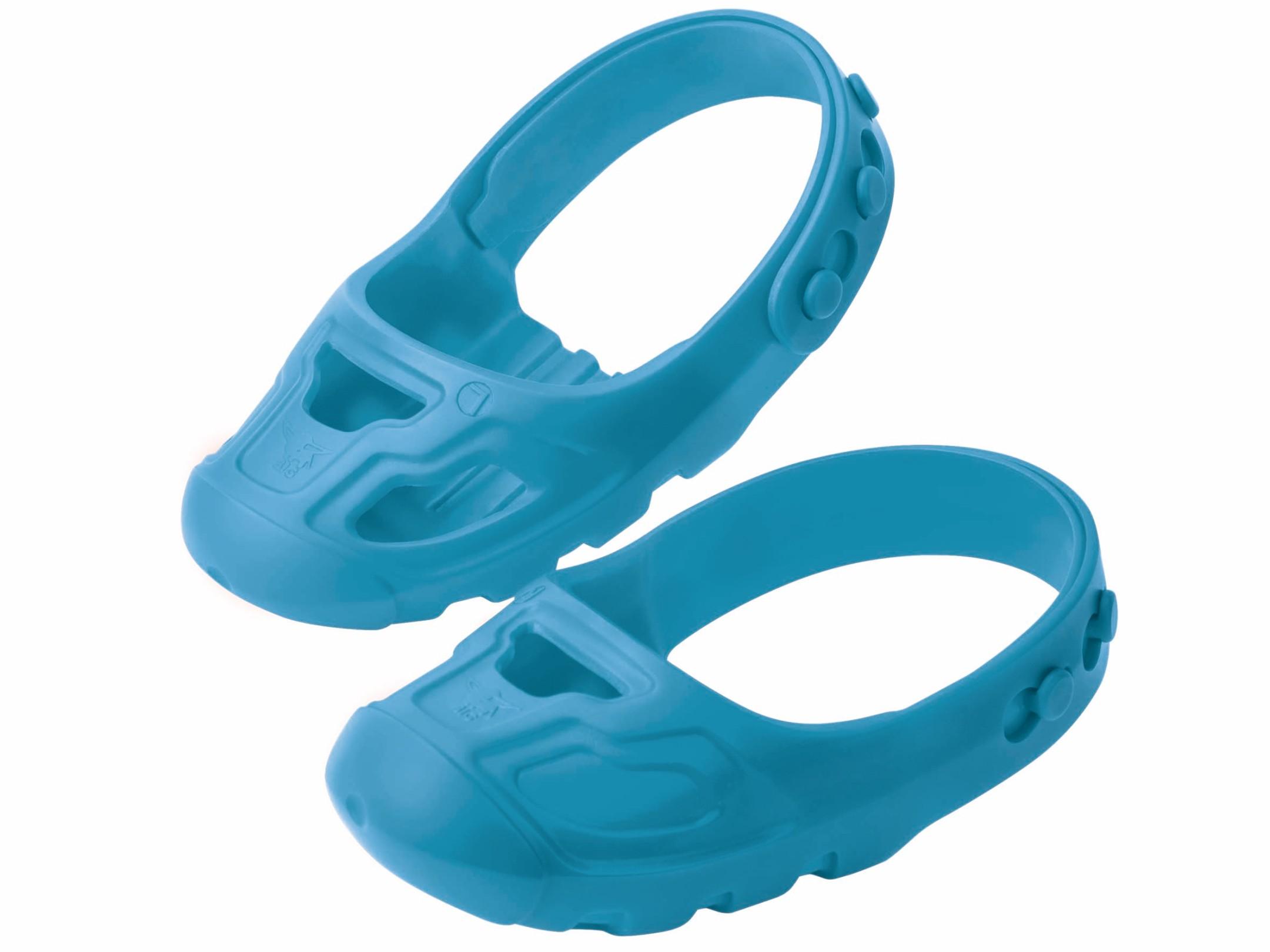 big bobby shoe care blau