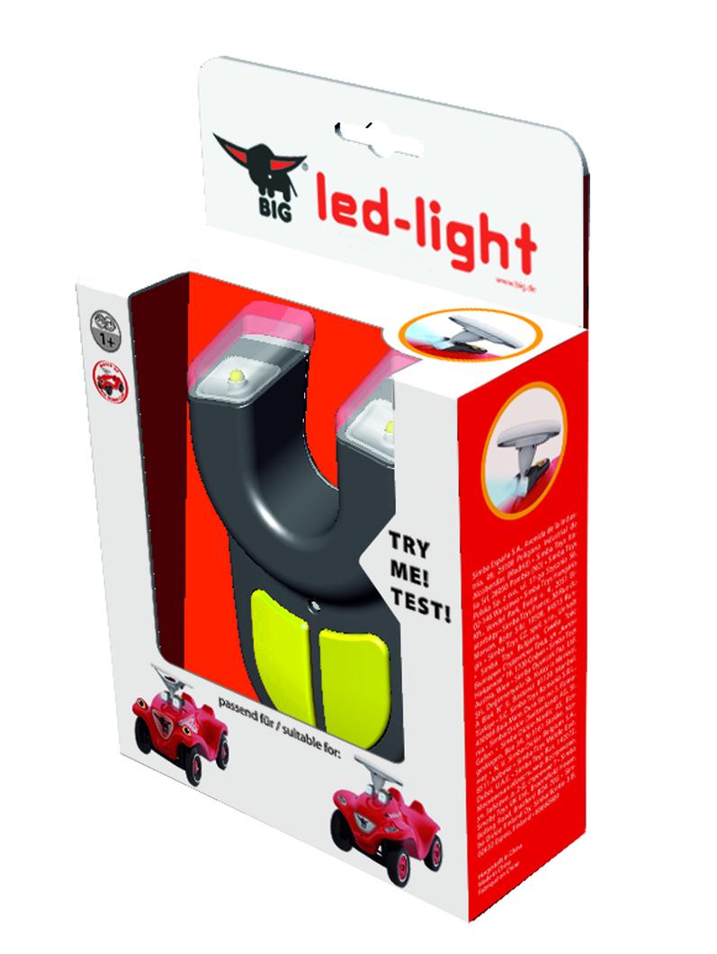 big bobby car led light