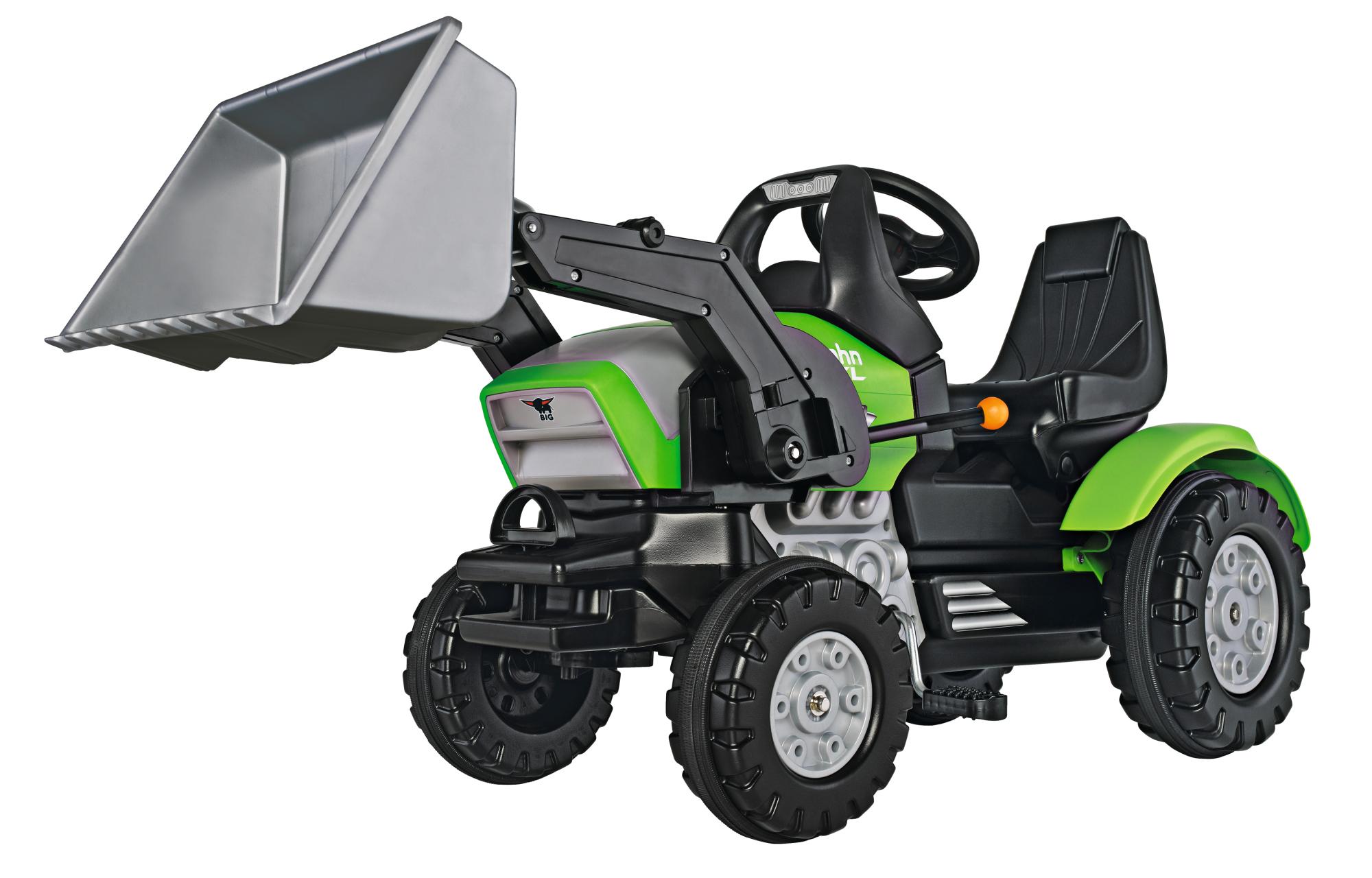 big traktor john xl frontlader
