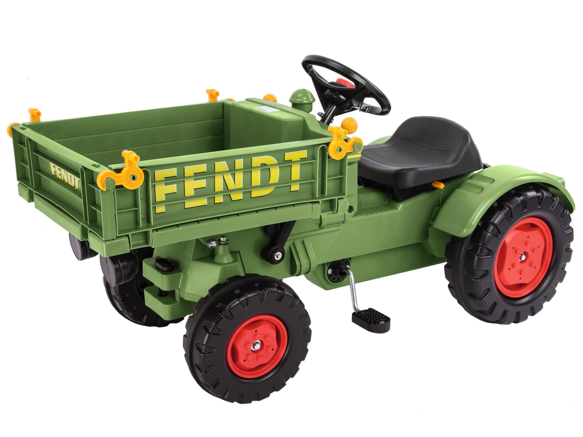big traktor fendt geräteträger