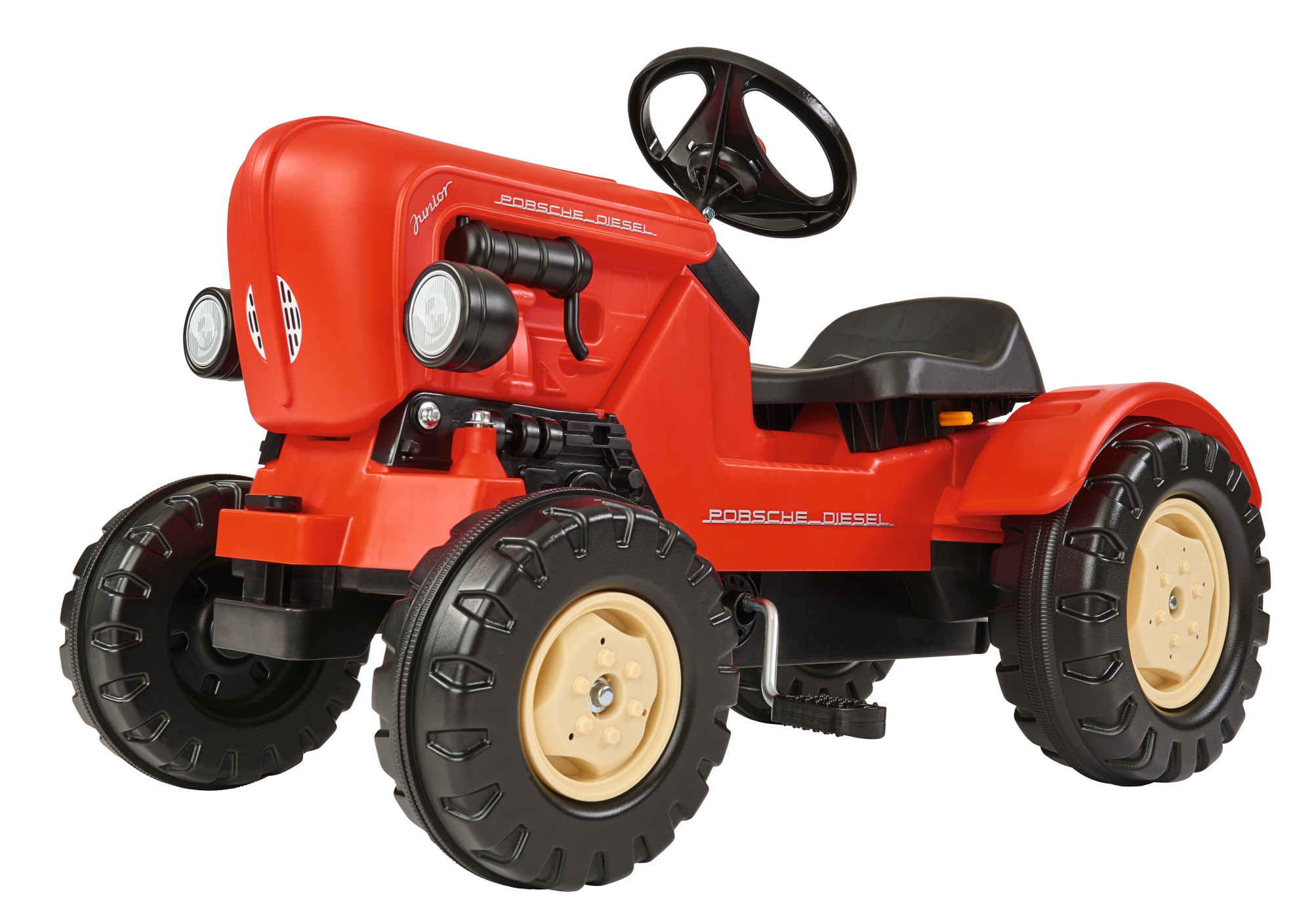 big traktor porsche diesel junior
