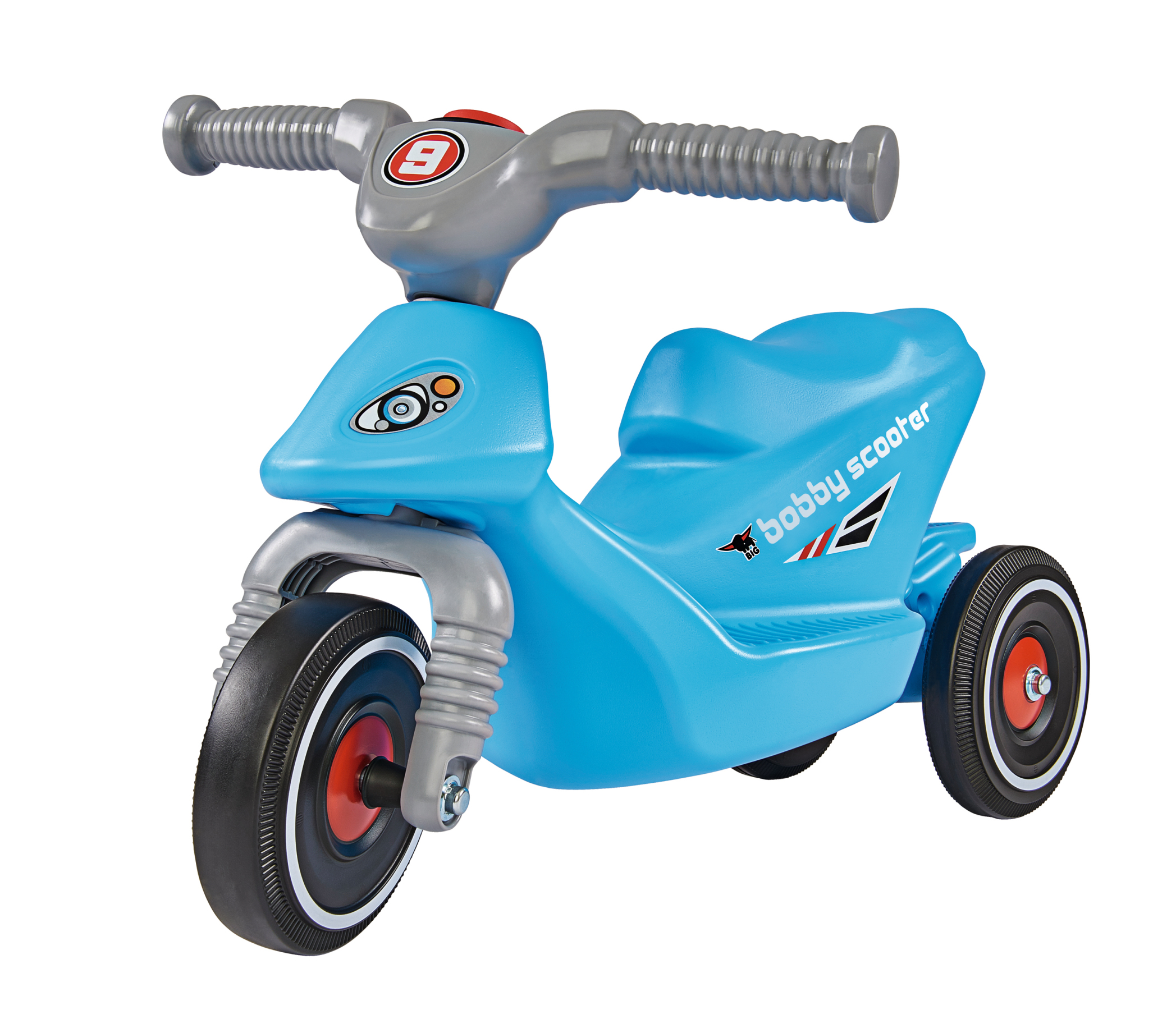 big bobby scooter blau