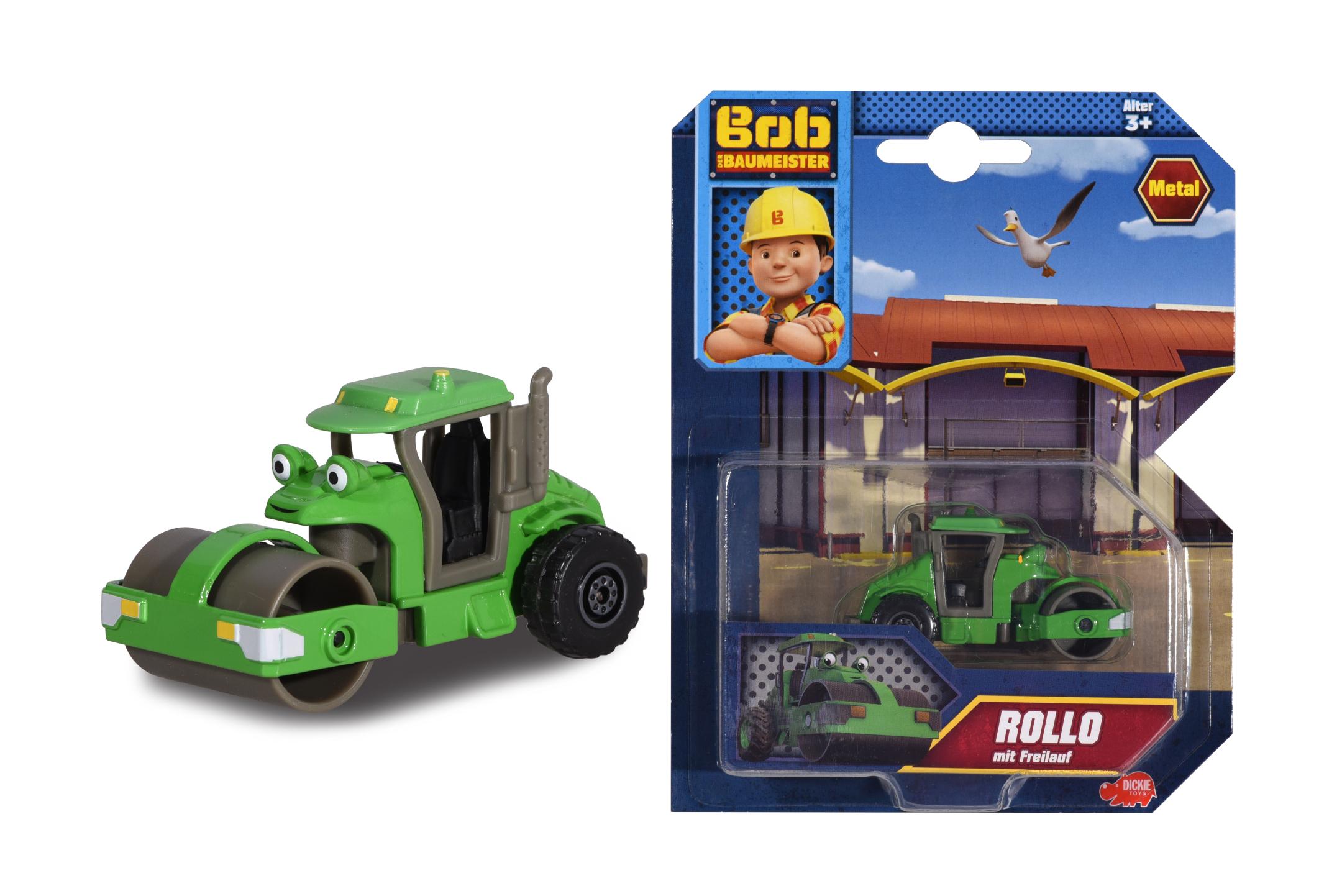 Bob der Baumeister Rollo