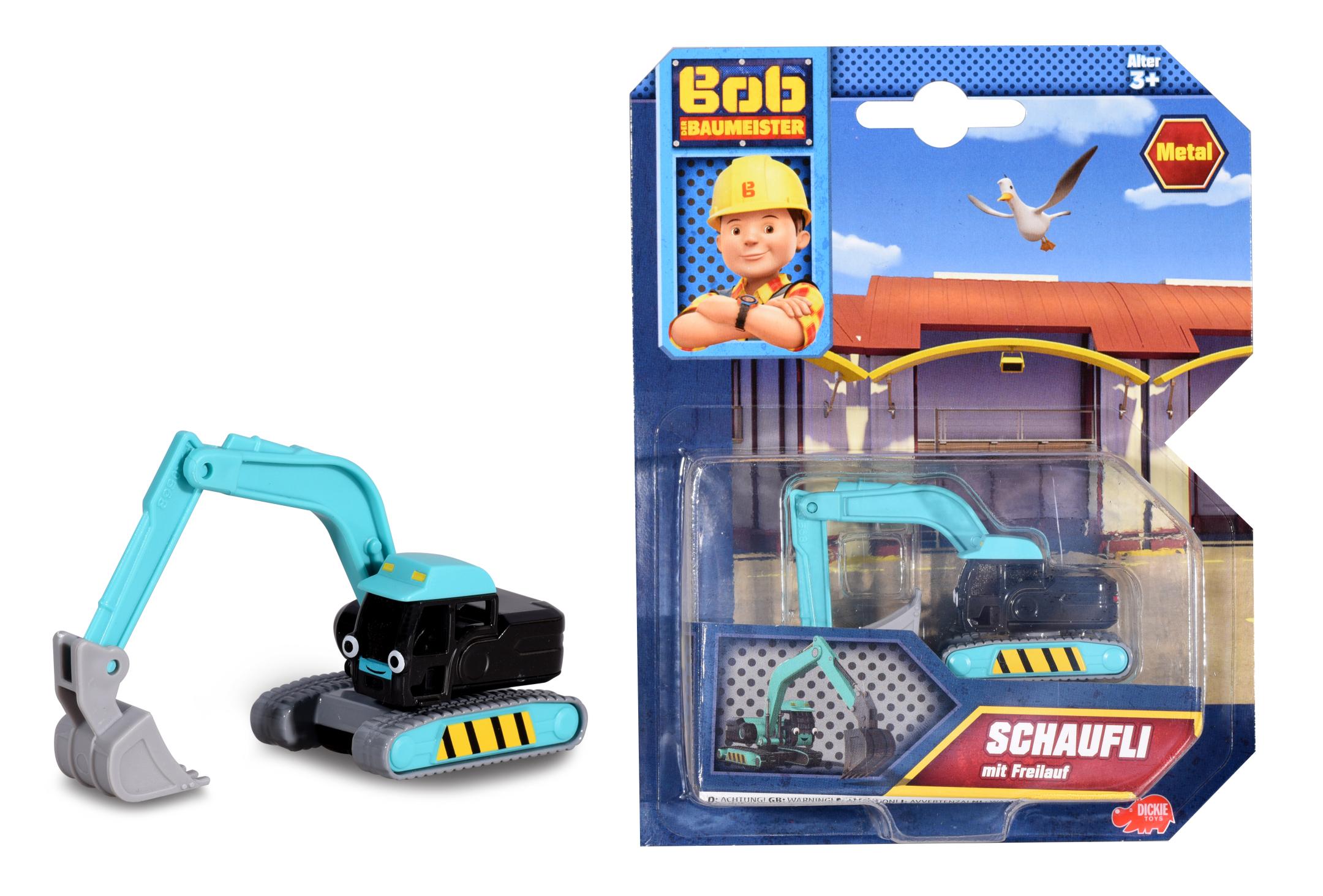 Bob der Baumeister Schaufli