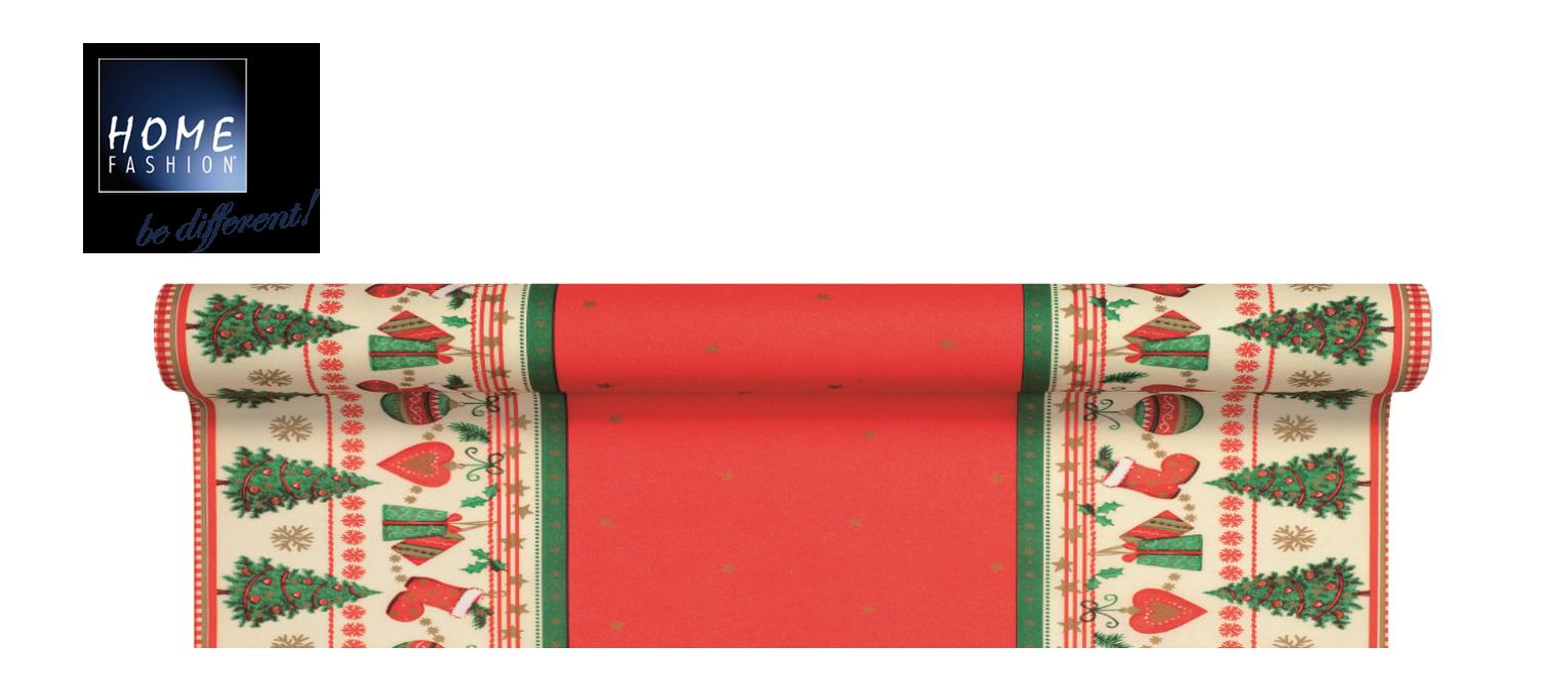Traditional Christmas - Tischläufer