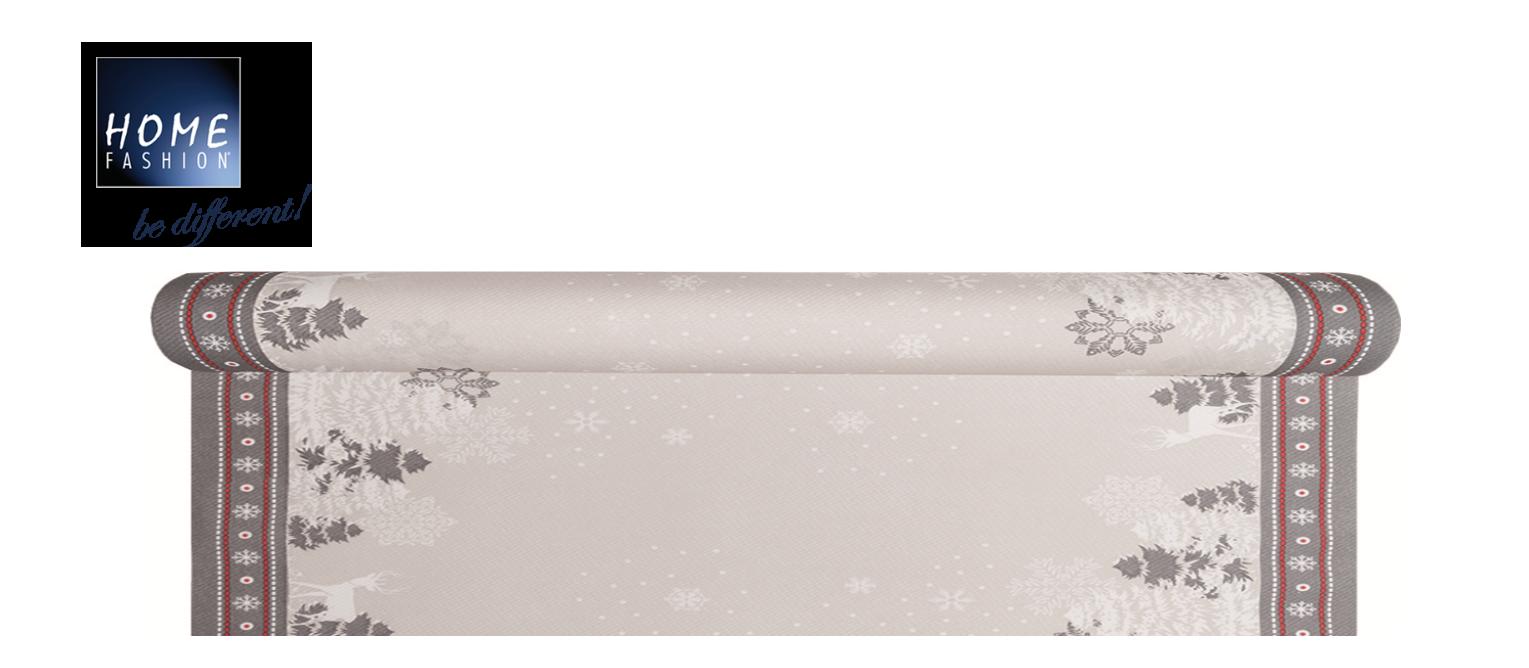 Winter Silhouettes - Tischläufer