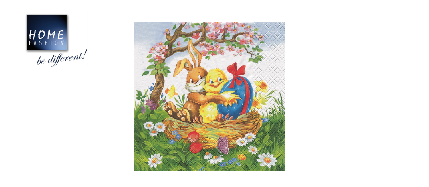Easter Friends - Servietten 33x33