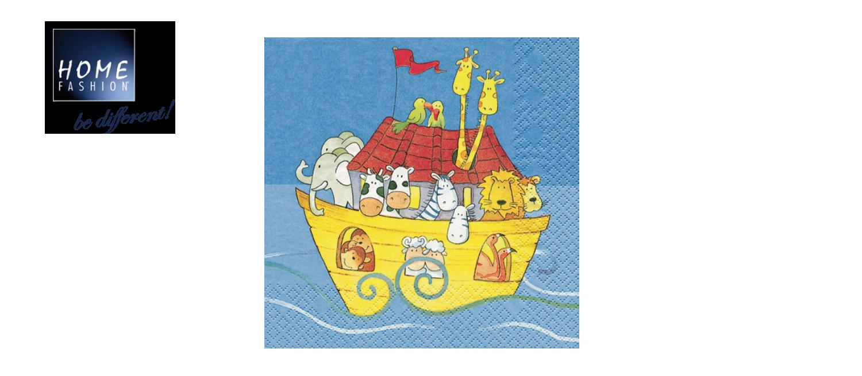 Noah′s Ark - Servietten 33x33