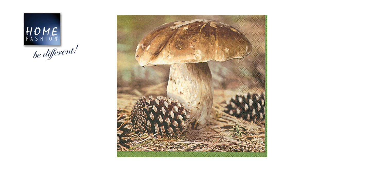 Fungus - Servietten 33x33