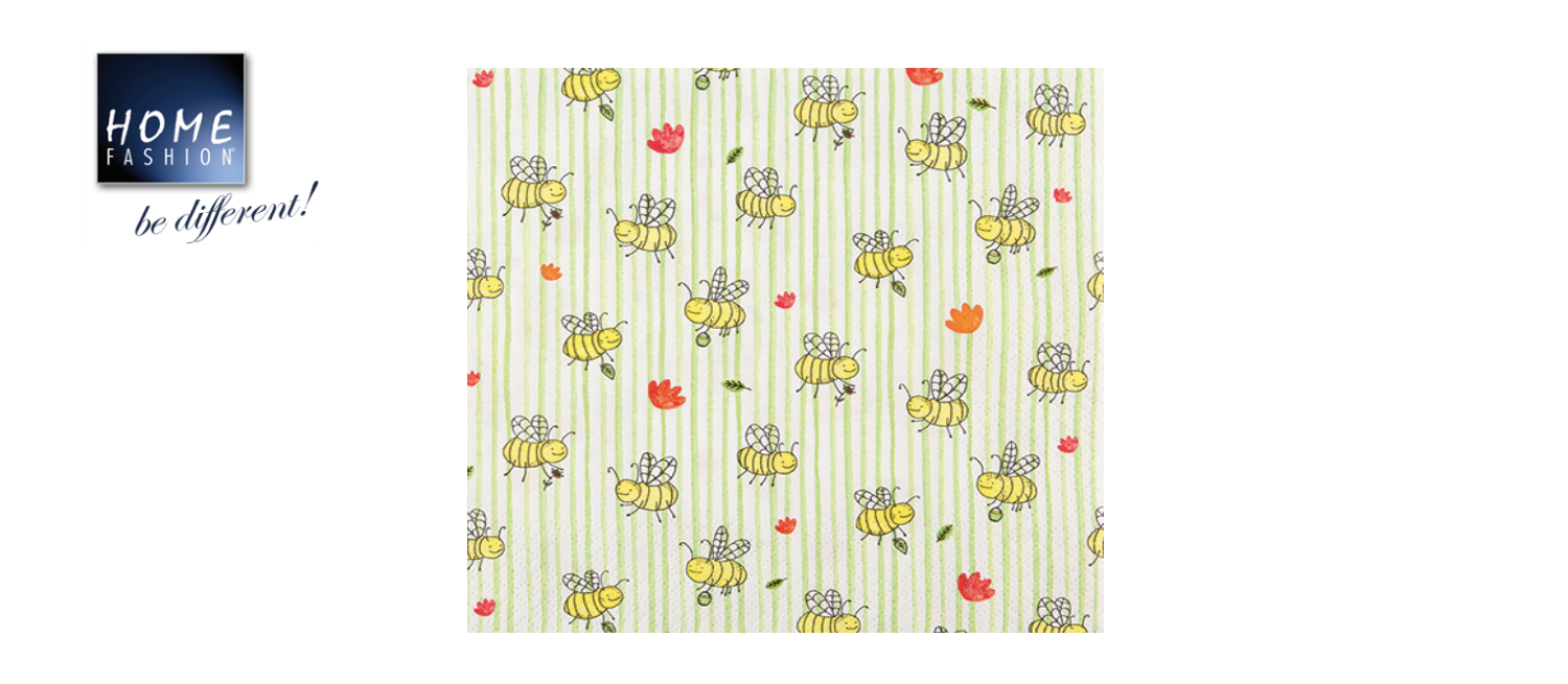 Bee my Honey - Servietten 33x33