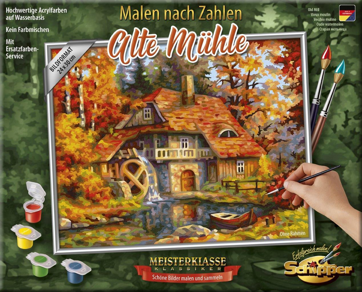 MNZ - Alte Mühle