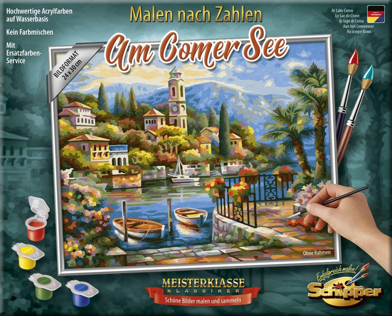 MNZ - Am Comer See