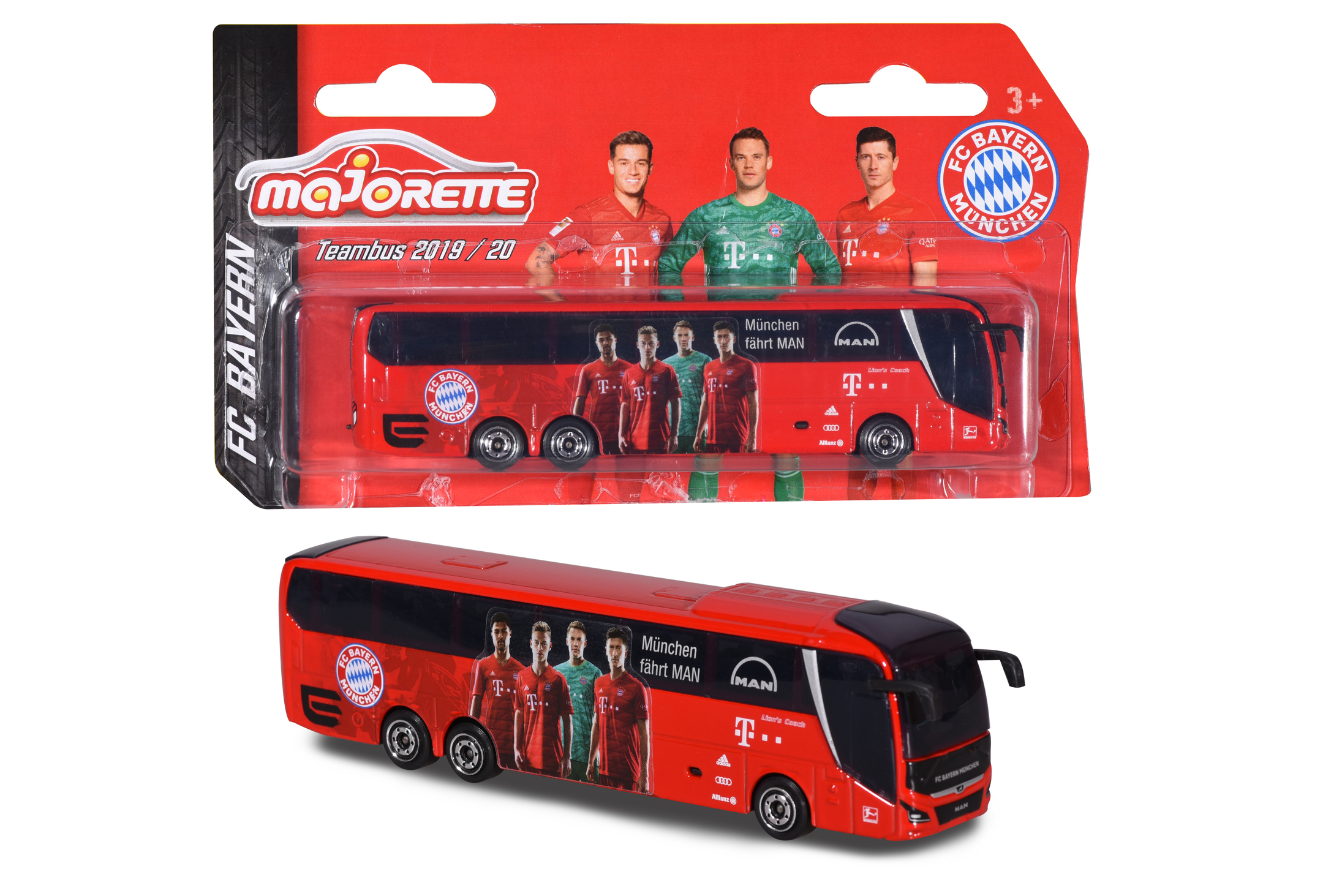 FCB - MAN Lion's Coach L Supreme