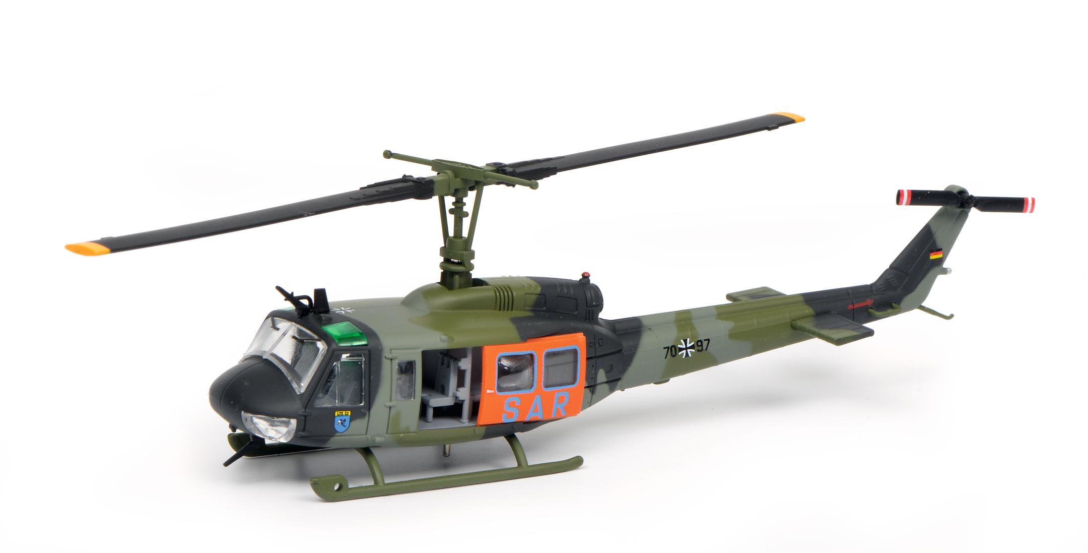 Bell UH 1D Rettungshubschrauber