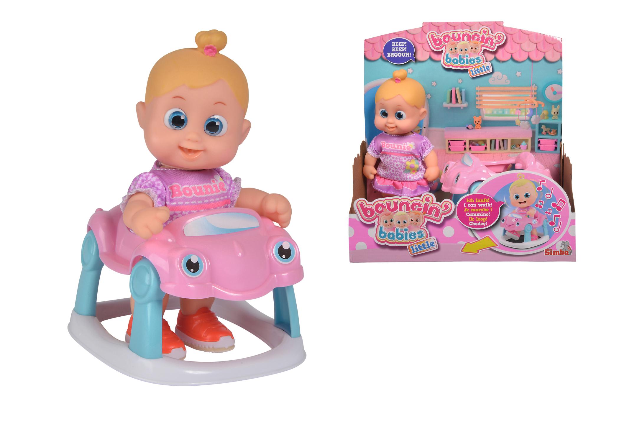 Bouncin Babies Little Bonny mit Walker