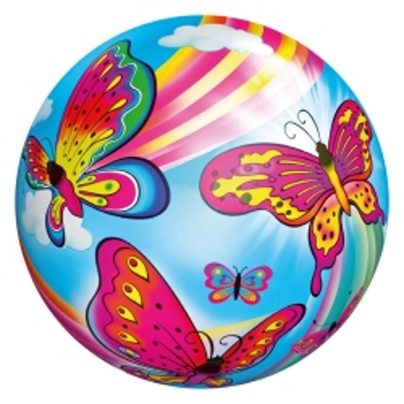 Schmetterling Buntball 18cm