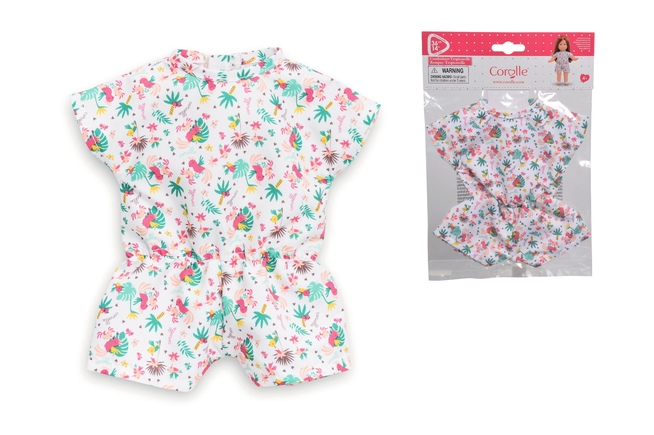 Corolle MC Jumpsuit Tropic