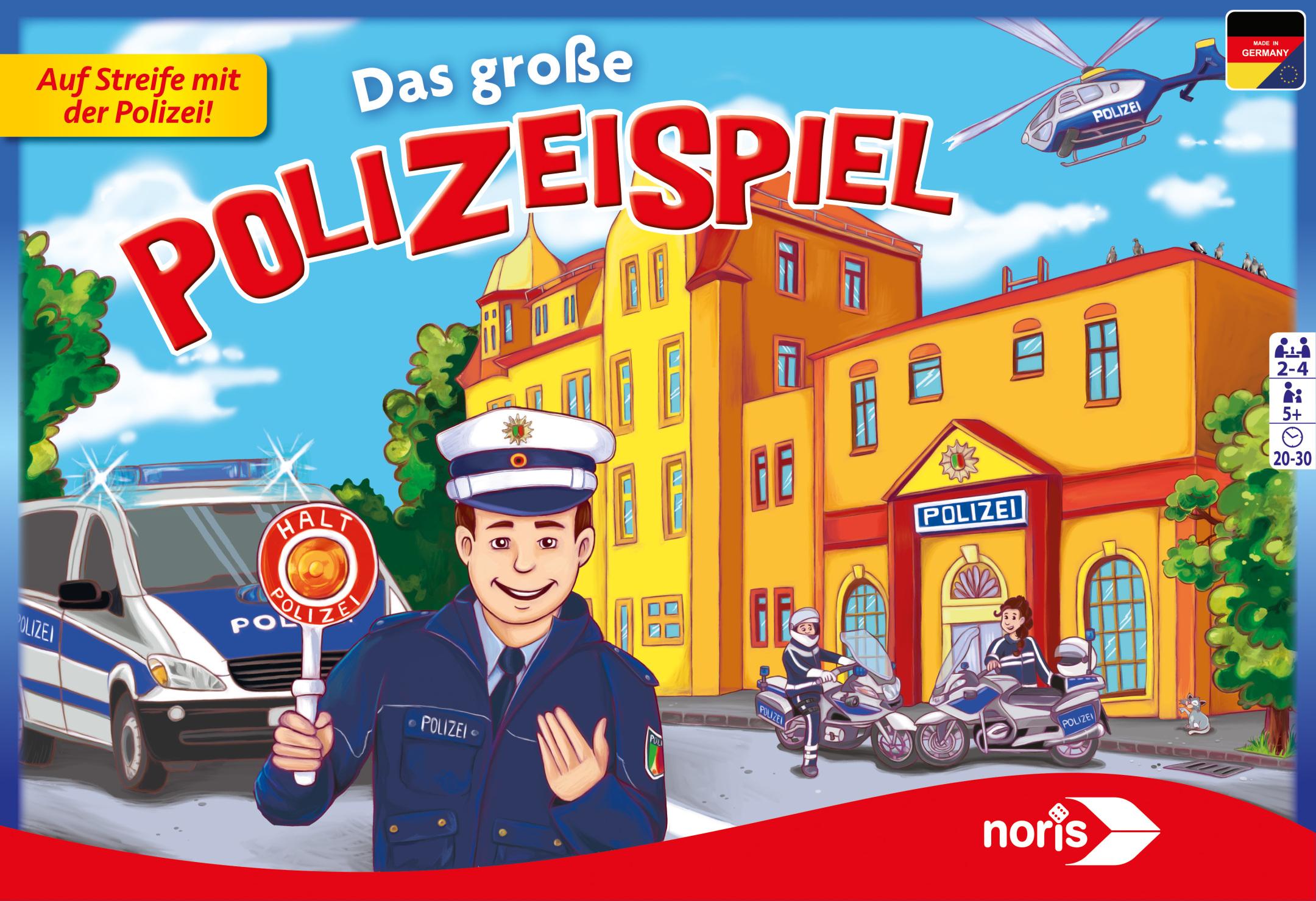 Das große Polizeispiel