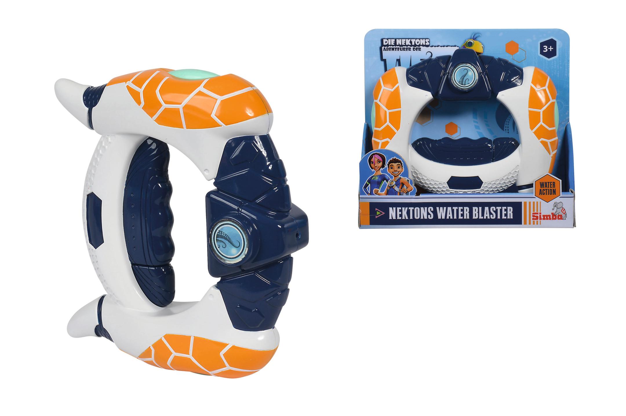Deep Nektons Wasserpistole