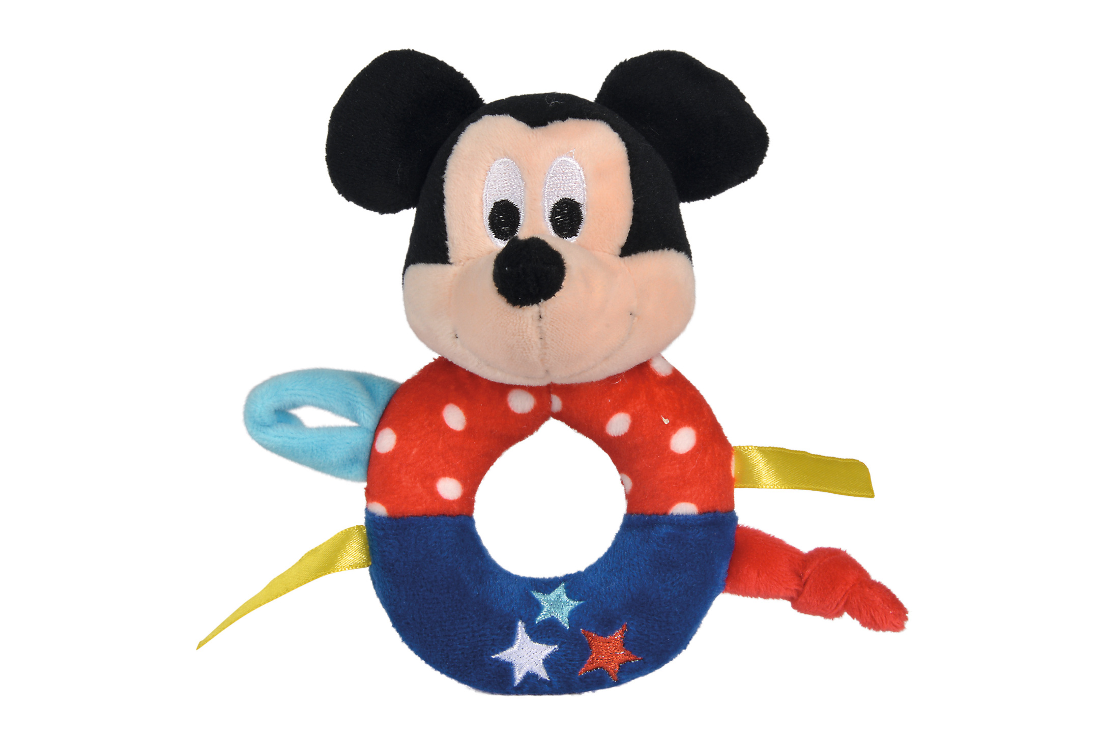 Disney Mickey Ring Rassel Color