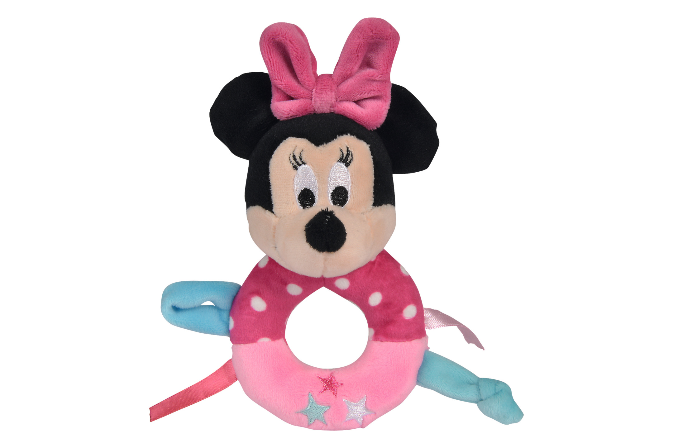 Disney Minnie Ring Rassel color