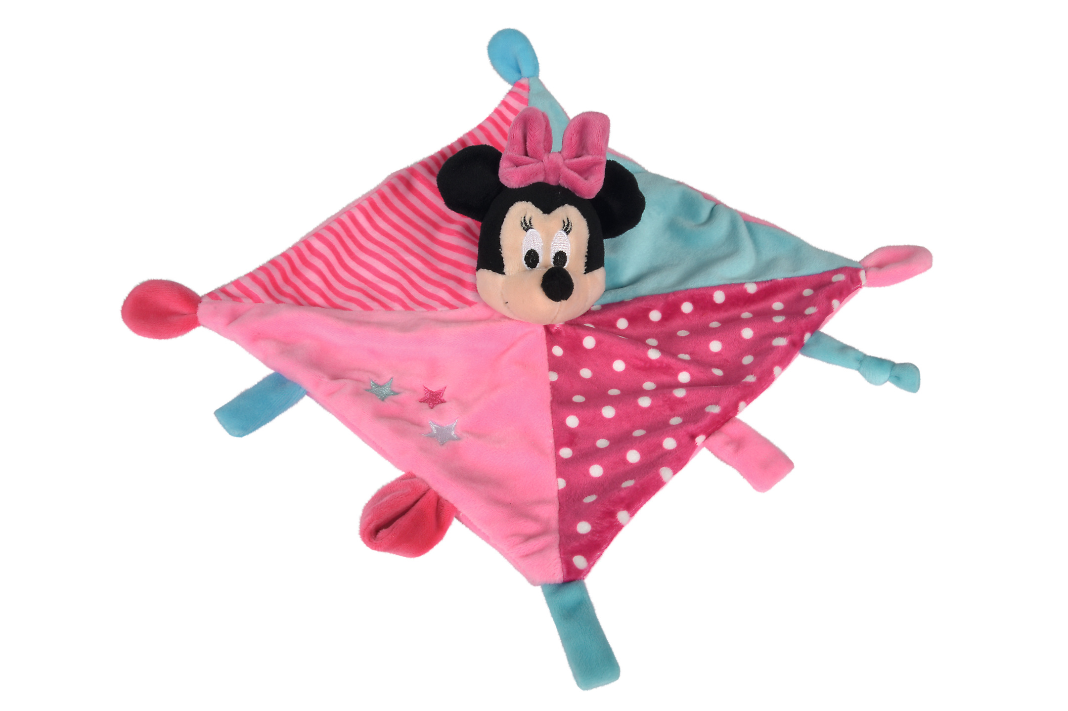 Disney Minnie 3D Schmusetuch Color