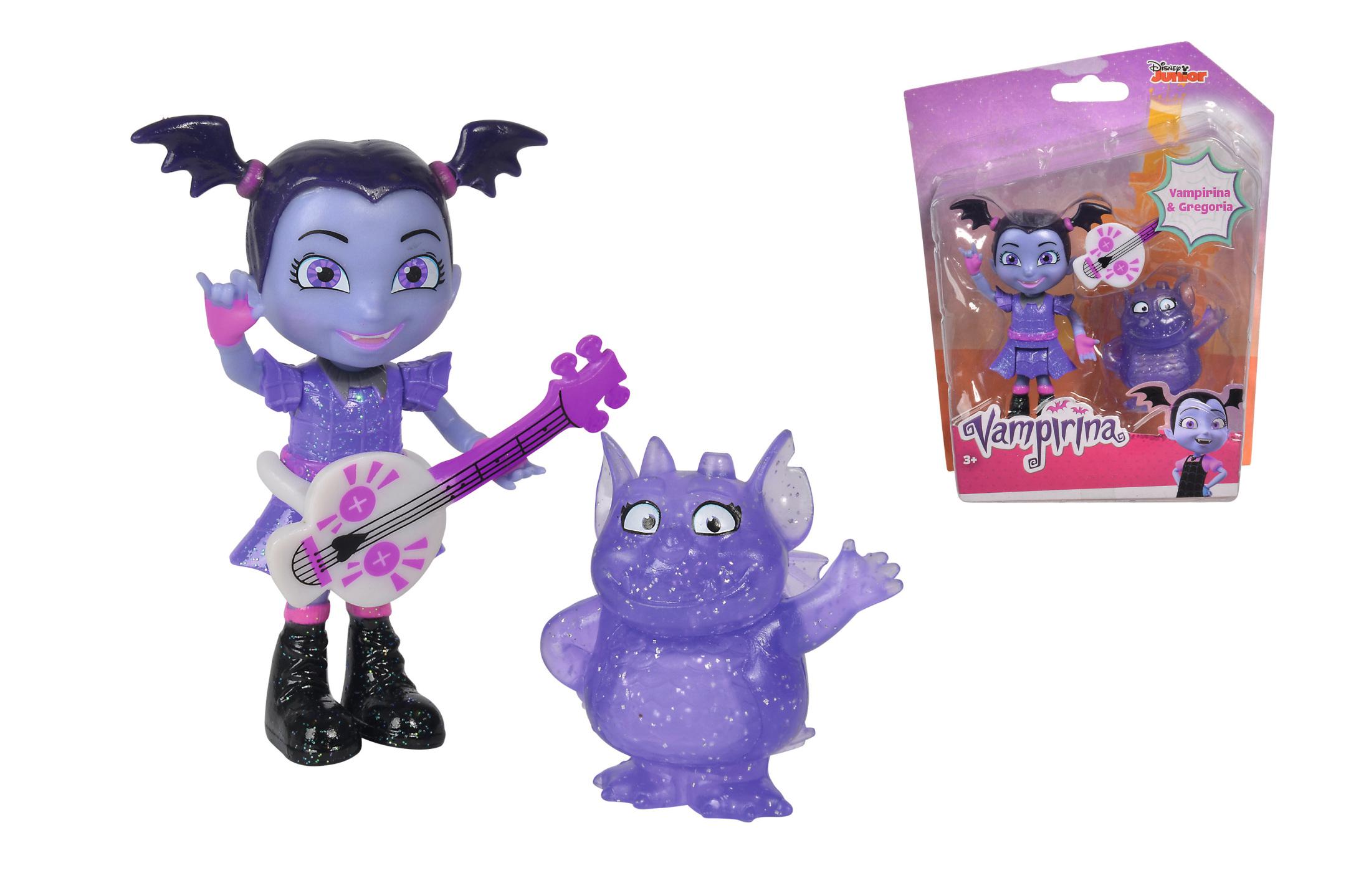 Disney Vampirina und Gregoria