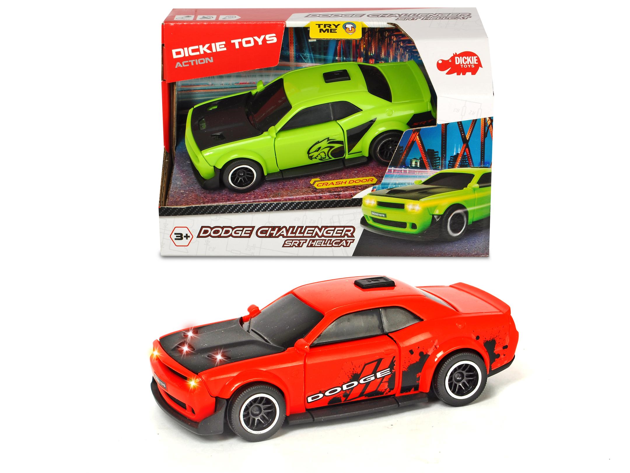 Dodge Challenger SRT Hellcat 2fs